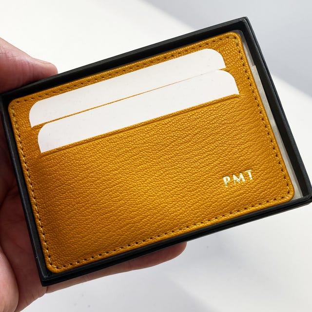 Simple 4 cards case