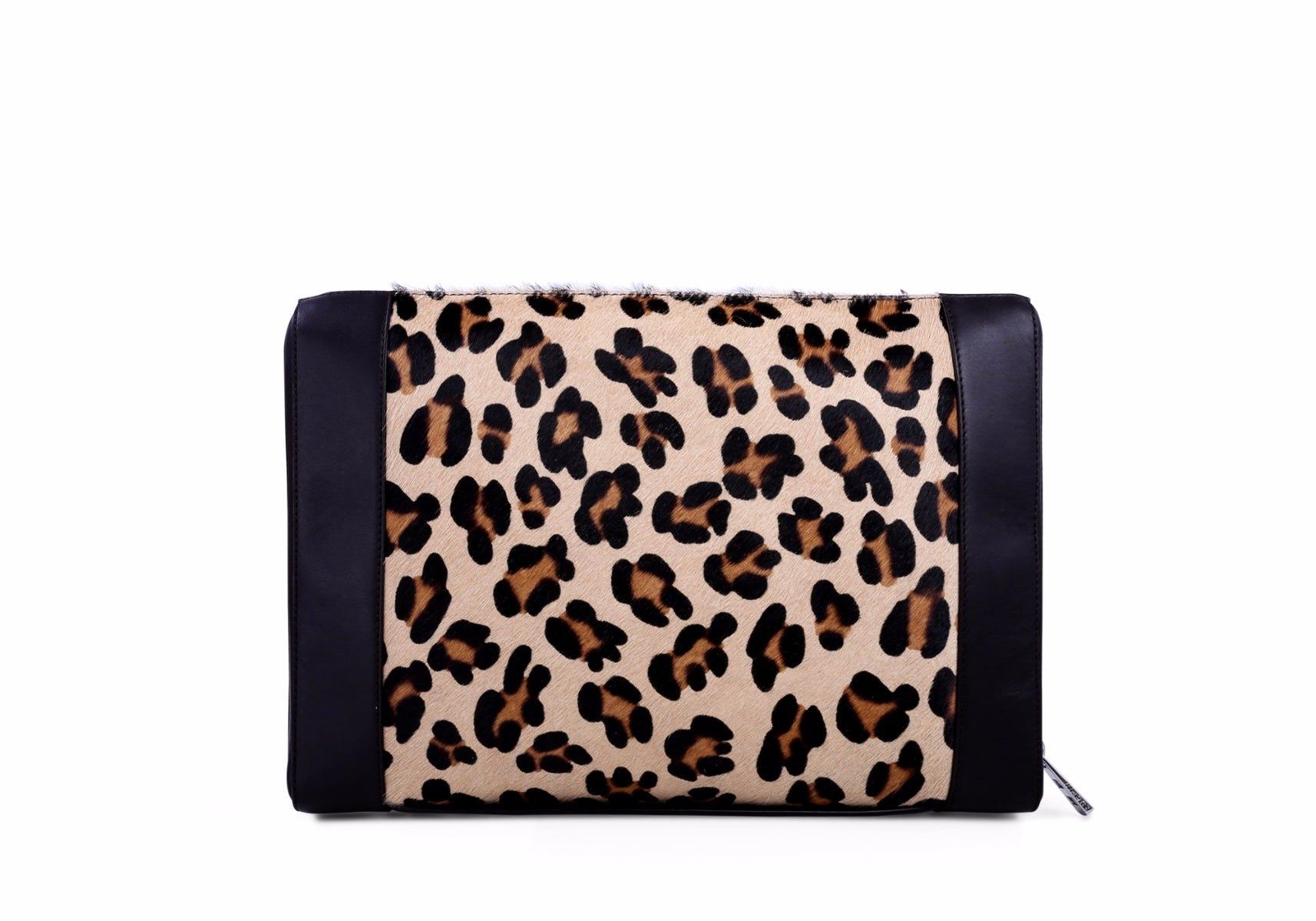 Leopard Document case